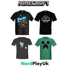 Official Minecraft T-Shirts Mojang Merchandise