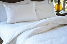 White Goose Down/Feather Comforter 600 Fill Power Twin Queen King Cal King