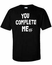 You Complete Me T-Shirt 5 Seconds Of Summer Tee