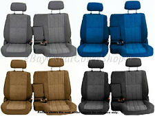 A57 NEW Toyota Pickup 60/40 Split Bench Double Stitched Custom Made Seat Covers