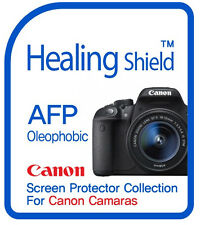 Camera LCD Screen Protector Shield Guard Protection Film 2pcs for Canon Camera