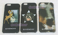 Matte Givenchy Bambi evil black hard extra thin case cover for iPhone 6 & plus