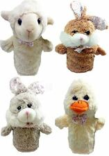 Easter Hand Puppet Kids Toy Child Story Aid Plush Animals Activity Learning Cute