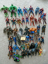 MARVEL DC FIGURES SPIDERMAN BATMAN IRONMAN AVENGERS CHOOSE ANY FROM THE LIST