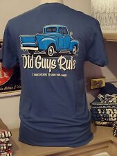 It Took Decades Hot Rod Classic Car Truck Men's  Old Guys Rule T-shirt