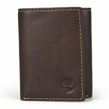 Timberland Mens Trifold Genuine Leather Wallet