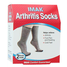 IMAK Arthritis Compression Socks With Toes Small and Medium NEW