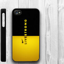 Fuelcell Livestrong Snap Case Cover for iPhone 6 iPhone 6 plus Black
