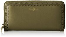 Cole Haan Gladstone Leather Travel Zip Around Wallet B44675 Choose Your Color