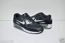 NIKE Men's Air Max 90 Essential Anthracite Black AM90 537384-035 DS NEW Sz 8-13