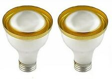 LOT OF 2 BRASS LIGHT BULB OIL RING DIFFUSERS BRASS OIL LAMP BULB NEW