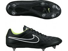 NIKE TIEMPO GENIO LEATHER SG SOFT GROUND  FOOTBALL SOCCER BOOTS SHOES 6 7 8 9
