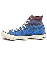 Converse x Missoni Chuck Taylor All-Star High (Ocean/Casino) 147248C