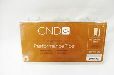 CND Creative Nail Desgin Nail Tips Assorted Colors Variety Choice 360ct/box