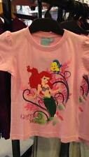 GENUINE DISNEY Licensed Official THE LITTLE MERMAID ARIEL Short Sleeved T-Shirt