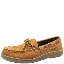 Airwalk Men's MASON MOCCASIN Slipper TAN