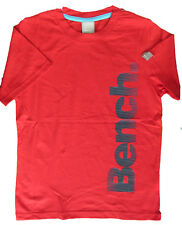 Bench Boys T-Shirt VARIATION 7/8 ( 122 / 128 ) - 13/14 ( 158 / 164 ) NEU (F)