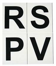 """Dressage Arena Markers - PRSV - Hard wearing grade - approx 7"""" x 8"""" LARGE (01)"""