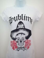SUBLIME WOMENS T-SHIRT NEW RARE BAND SHIRT SIZE SM MED LG XL FREE SHIPPING