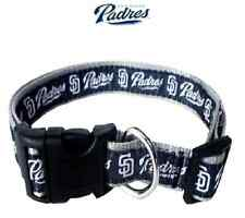 MLB Fan Gear SAN DIEGO PADRES Nylon Collar for Dog Dogs Puppy Puppies