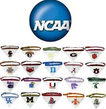 NCAA Fan Gear Dog Bandana for Pets Dogs COTTON - ALL TEAMS - PICK YOURS