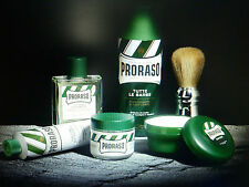 PRORASO of ITALY  NOW INCLUDES BEARD OIL & BALM