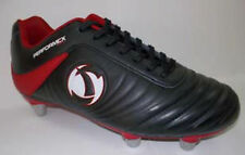 Samurai Katana  Junior Rugby Boots. Black Sizes 13 - 6 ALL SIZES AVAILABLE