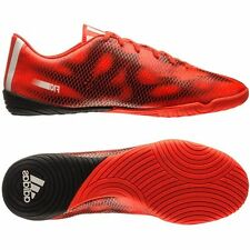 adidas F 10 TRX IN INDOOR 2015 Soccer Shoes Red / Black Brand New