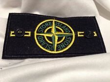 New Stone Island Badge Patch Buttons Replacement