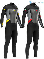 Osprey Origin Mens 3/2mm UltraFlex Neoprene Wetsuit Full Length Steamer Wet Suit