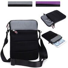 KroO NDR2-12 10.1 in Convertible Protective Tablet Sleeve and Shoulder Bag Cover