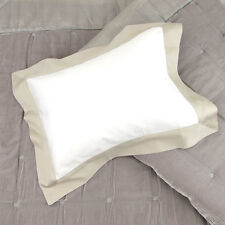 YVES DELORME - COCON PIERRE PILLOW CASE 300TC EGYPTIAN COTTON OVER 65% OFF RRP