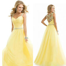 Sexy Women Evening Party Ball Prom Gown Formal Cocktail Bridesmaid Long Dress