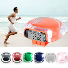 LCD Multifunction Walking Step Distance Pedometer Calorie Calculation Counter