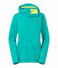 The North Face nfz insulated womans gore tex jacket sz Med   ships fast save $