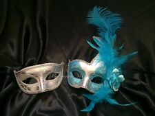 Couple Masquerade Ball Mask Costume School Prom Birthday Wedding Bachelor Party