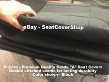 PREMIUM Full Set Seat Covers Airbag Safe 8mm Quality Double Stitched Fabric 2S