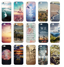 Fashion Various Pattern Hard Back Skin Case Cover For Apple Iphone 5 5S 6