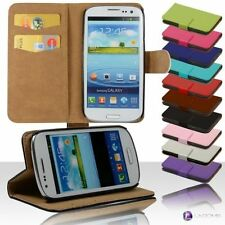 Mobile Phone Case Samsung Galaxy S3 i9300 Case Protective Cover Case Wallet Flip