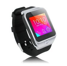 "1.54""Touch screen GSM Bluetooth Anti-Lost Smart Mobile Wrist Watch Cell Phone FM"