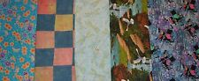 Great Licensed Prints Springs, Northcott & More 1/2 YARD CHOICE Cotton