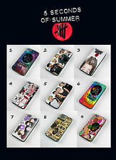 5 SOS PHONE CASES FOR IPHONE 4 4S 5 5S 5C & 6    5 SECONDS OF SUMMER
