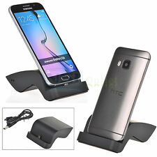 Docking Station Charger Cradle For Samsung Galaxy S6 Edge S6 HTC M8 M9 LG G3 G2
