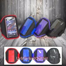 Large Luxury GYM Running Sport Armband Phone Case Cover for Sony Xperia Z1/Z2/Z3