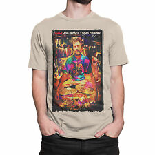 """Terence Mckenna """"CULTure""""T Shirt graphic tee"""