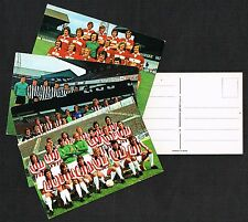 FKS Football Team Postcards 1975 #1-#55 (priced individually)