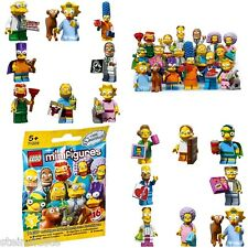 LEGO® The Simpsons Sammelfigur alle 16 nach Wahl 71009 NEU