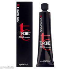 Goldwell TopChic Permanent Hair Color  2.1 oz  *YOUR CHOICE *  (blk bx) NEW PKG