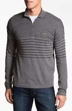 NWT Lacoste Quarter Zip Cashmere Pullover Sweater 7/XL 8/XXL Knit Top NEW $175