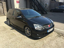 Honda Civic Type R ep3 2004 54 plate immaculate condition